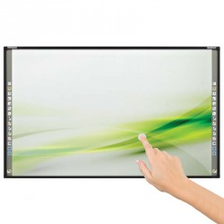 Tableau Blanc Interactif tactile fixe Starboard, 6 points de touch 79