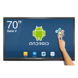 Ecran tactile Android CleverTouch V - 70