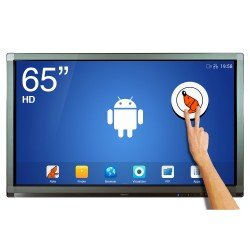 Ecran interactif tactile Android SpeechiTouch Full-HD - 65