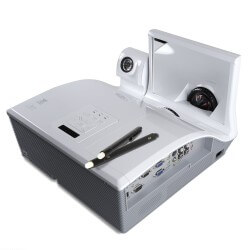 Vidéoprojecteur interactif multipen à ultra-courte focale Speechi 310-W-I-P (interactivité intégrée au VPI)