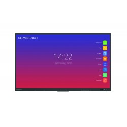 Écran interactif tactile Android - Clevertouch Impact 4K - 65''