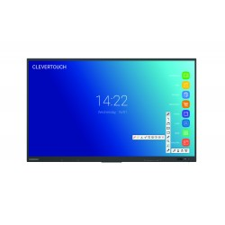 Écran interactif tactile Android - Clevertouch Impact Plus 4K - 75''