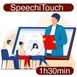 Formation avancée à distance de votre écran interactif SpeechiTouch (1h30)