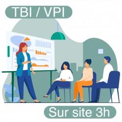 Formation sur site pour TBI / VPI (3h)