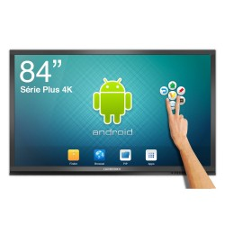 Ecran tactile Android CleverTouch Plus 4K - 84